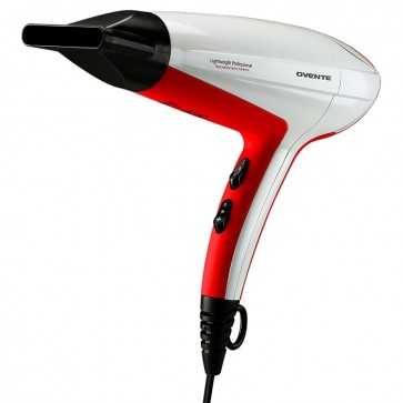 Ovente Ionic Tourmaline Handheld Hair Dryer White (X2210W)