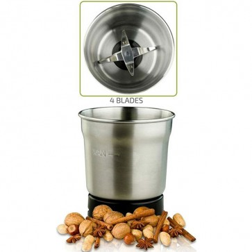 Removable 4-Blade Grinding Bowl for CG620S Multi-Purpose Electric Grinder