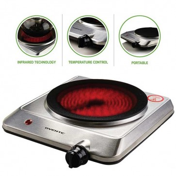 Single Countertop Infrared Burner