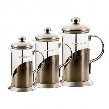 Ovente French Press Coffee 12-20-34 oz