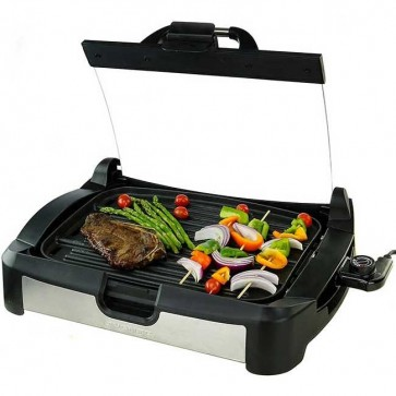 Reversible Electric Grill and Griddle