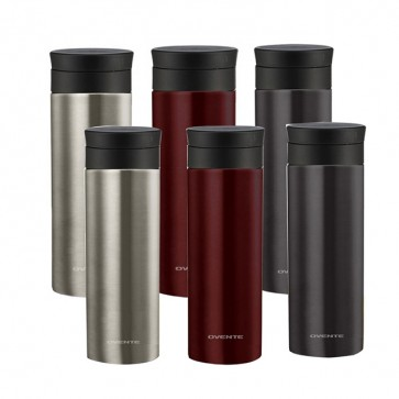 Ovente Travel Mug Thermos with Flavor Infuser (MSA Series)