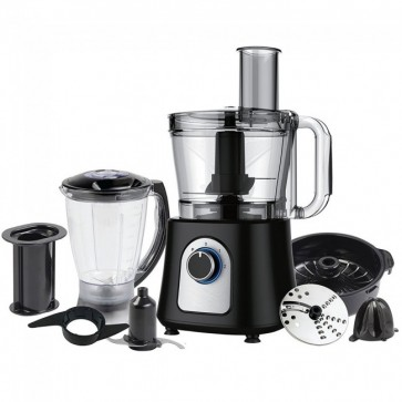 Ovente Food Processor with Blender