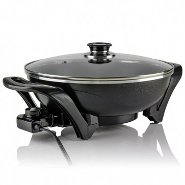 Ovente Electric Skillet Frying Pan 13 Inches