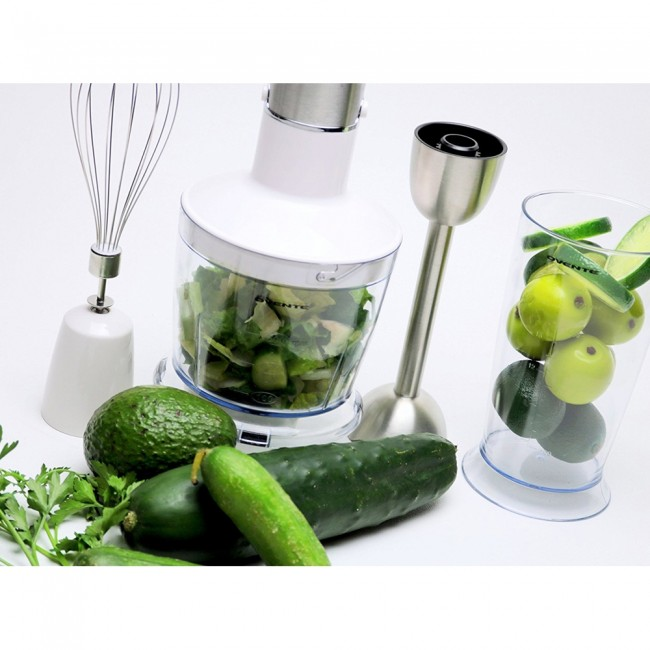 Ovente Food Warmer ~ Hand immersion blender set speed control hs ovente us