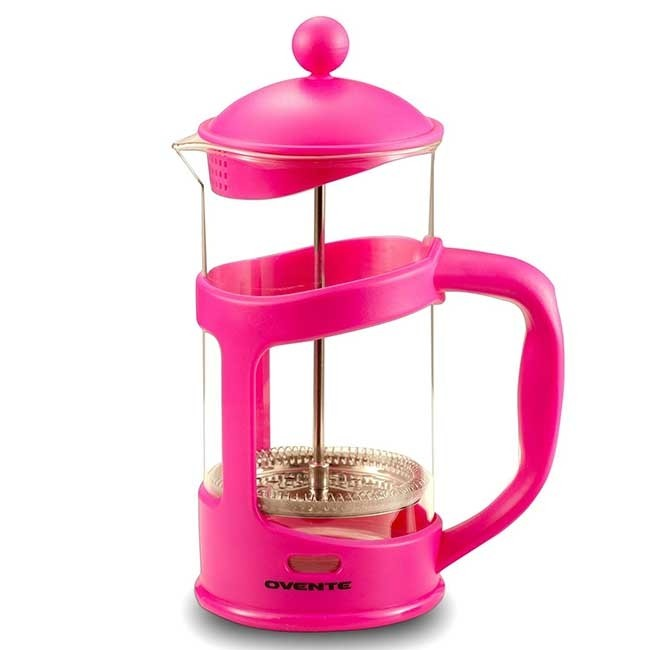 French Press Cafetière Coffee And Tea Maker