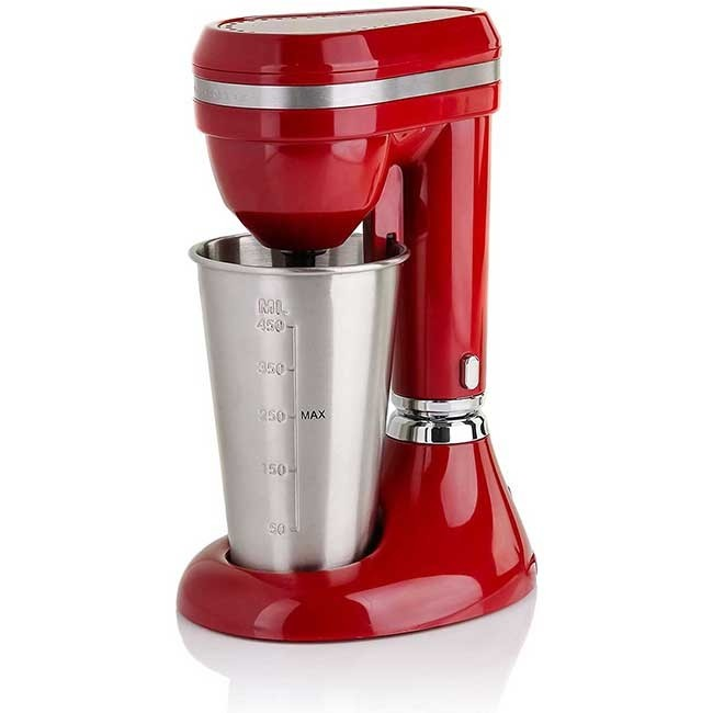 Ovente Milkshake Maker With Drinking Cup Ms2090