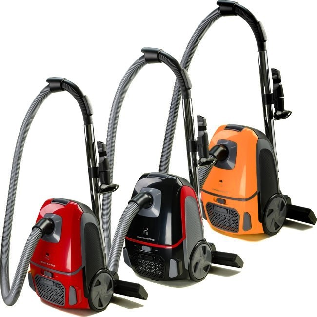 Bagless Canister Vacuum Cleaner St1600 Ovente Us
