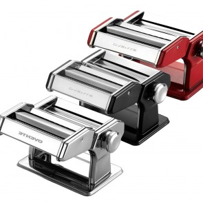 Ovente Vintage Stainless Steel Pasta Maker (PA518 Series)