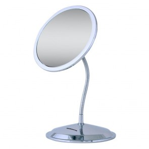 Ovente Flexible Vanity Travel Mirror (MLI26C)