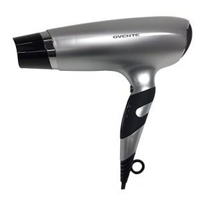 Ovente Ionic Tourmaline Handheld Hair Dryer Silver (X2110S)
