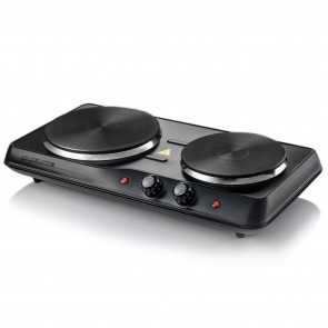Countertop Electric Double Cast-Iron Burner