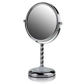Ovente Tabletop Vanity Mirror, Chrome (MNLBT70CH1x5x)