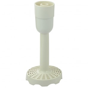 Ovente Potato Masher Hand Blender Attachment White (ACPHS500W)