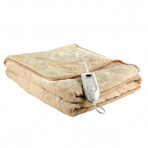 Ovente Remote Control Electric Blanket (BL0145BG)