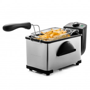 Ovente Stainless Steel Deep Fryer 2 Liters (FDM2201BR)