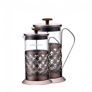 French Press Cafetière Coffee and Tea Maker, 32-34 oz