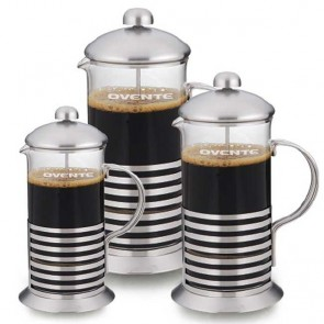 Ovente French Press Coffee 12-20-34 oz