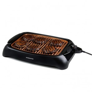 Thermostat Controlled Non-Stick Indoor Grill