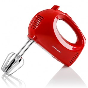 Ovente Ultra Power 5-Speed Hand Mixer (HM151R)