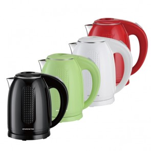 Stainless Steel Double Wall Electric Kettle