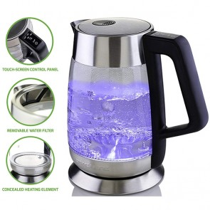 Ovente Glass Electric Kettle