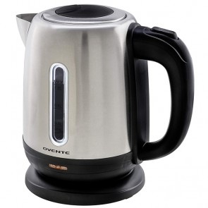 Stainless Steel Electric Kettle BPA-Free 1.2L