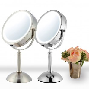 Ovente Tabletop Vanity Mirror with Lights 7 Inches (MDT70 Series)