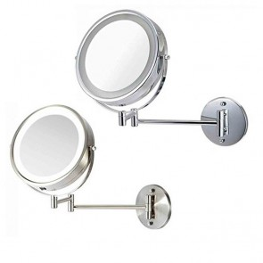 best vanity mirror with lights. Ovente Wall Mounted Vanity Mirror with Lights 7 Inches  MFW70 Series Best Online Store US