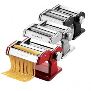 Ovente Vintage Stainless Steel Pasta Maker (PA515 Series)
