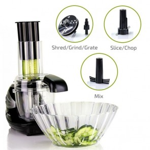 Ovente Mini Food Processor