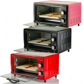 Ovente Countertop Toaster Oven with Timer