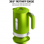 Ovente Electric Hot Water Kettle 1.8 Liter with Prontofill Lid (KP413 Series)