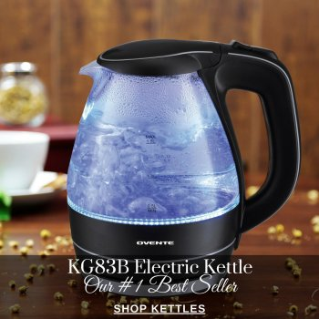 Ovente Electric Kettle KG83